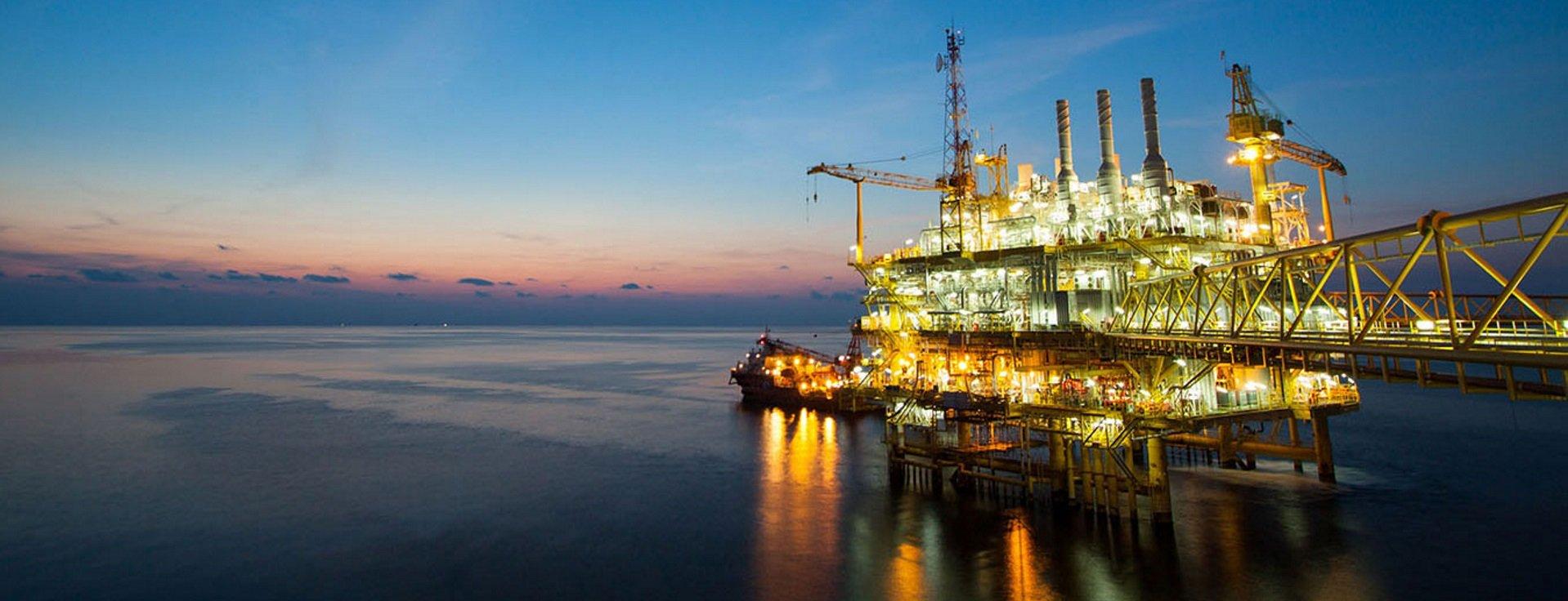 Motor Oil Refinery